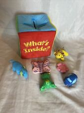 What's Inside? Soft Feely Box by Lakeshore Learning Preschool Soft Block Toy