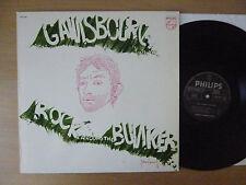 Serge Gainsbourg – Rock Around The Bunker, original, France 1975, LP, Vinyl: m-