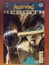 Nightwing Rebirth # 1 (1st Print)