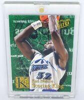 1996-97 Fleer Ultra Scoring Kings Plus#27 of 29 Karl Malone Utah Jazz HOF