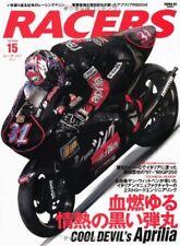 RACERS Vol.15 RSV250 Japanese book Tetsuya Harada Aprilia