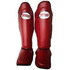 Twins-espinilleras-M/L -. shinguards. Muay Thai. kick boxing. MMA. protect.