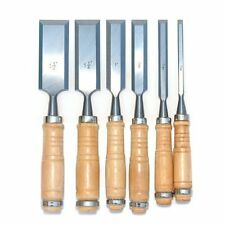 Ansen Tools AN-223 Wood Chisel Set, 6-Piece