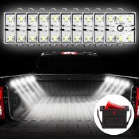 Car Camper RV Van 12V LED Interior Ceiling Dome Lights Lamp w/ switch 10 Modules