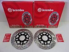 Brembo Bremsscheiben Bremse vorne Kawasaki 1000 600 636 ZX-10 ZX10R ZX6R ZX6RR