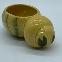 Vintage Collectible Bumble Bee Pottery Planter Succulent Air Plant