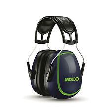 MOLDEX Ear Muffs Light flexible Headband Ear Defenders M5 Earmuffs - SNR 34dB