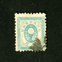 Japan Stamps # 66 Used VF Catalog Value $110.00