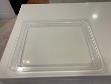 Genuine Miele Microwave Combi Oven Glass Tray H4080Bm, H4082Bm H4084Bm, H4086Bm