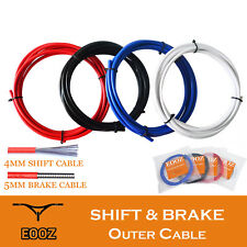 EOOZ Bike Shifters Derailleur Brake Outer Gear Cable Hosing 4mm / 5mm