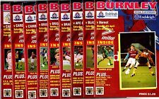 1993-1994  Burnley v York City  FA Cup
