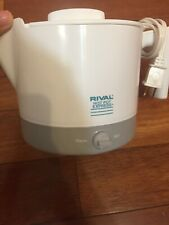 Rival Hot Pot Express Electric Kettle Water Heater Boiler Model#4070 USA 🇺🇸