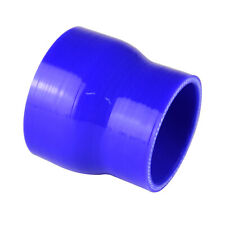 """2.5""""-3"""" Intercooler Intake Pipe Reducer Straight Silicone Hose Coupler Turbo"""