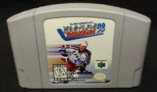 Wayne Gretzky's 3D Hockey '98 *Authentic* Nintendo 64 N64 Game Working Tested