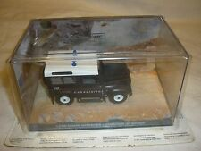 Fabbri Ltd model of James Bond, Land Rover Defender from Quantum of Solace