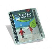 ADVENTA INSTANT PICTURE NOTEBOOK WITH PEN (6x4) ADD YOUR OWN PICTURE - NEW
