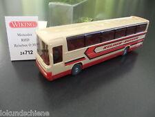 MB Reisebus O 303  Kelder- Reisen . Wiking   HO 1:87 #4305