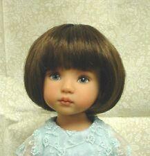 "Monique Doll Wig ""Doris"" Size 4/5 - LIGHT CHESTNUT BROWN"