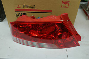 Evo 7 Rear Red Tail Lamp Assembly Left Side MR583091  VII