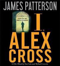 I, Alex Cross Patterson, James Audio CD Book Good