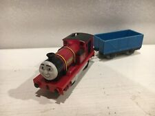 Motorized Rheneas with Blue Car for Thomas and Friends Trackmaster Railway