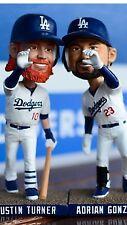 Dodgers 2017Justin Turner Bobblehead SGA 6/6/17. FREE EXTRAS&FAST FREE SHIPPING