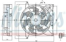 Fan, radiator 1551577 For HYUNDAI i30 I Hatchback (FD) 1.6 CRDi,2.0 128 90 140