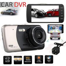 4'' LCD HD Car Camera DVR Vehicle G-Sensor Video Recorder Dash Cams Night Vision