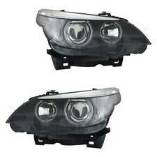 Xenon Scheinwerfer Set rechts & links D1S/H7 für BMW 5er Touring E61 E60