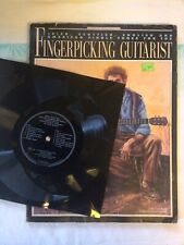Vintage Rare 1982 + Flexi-disc , Fingerpicking Guitarist ,fiddle Music , Folk