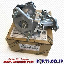 GENUINE NEW TOYOTA EGR VALVE FOR PRIUS AURIS 25620-37120 Free shipping