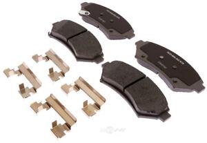 Disc Brake Pad Set-Ceramic Disc Brake Pad Front ACDelco 14D699CHF1