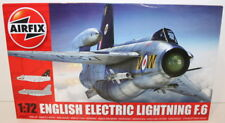 Airfix 1/72 Scale A05042 English Electric Lightning F6 Model Kit Factory Sealed