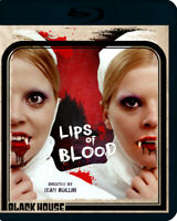 Lips of Blood Blu-Ray (2018) Charles Philippi, Rollin (DIR) cert 18 ***NEW***