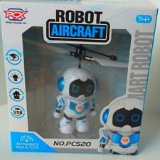 RECHARGEABLE FLYING  ROBOT AIRCRAFT -01 QTY