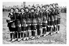 pt6681 - Bradford , Manningham Mill Ladies Football Team , Yorkshire - photo 6x4