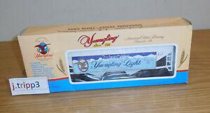K-LINE K-629105 YUENGLING LIGHT BEER HOPPER CAR O GAUGE TRAIN POTTSVILLE BREWERY
