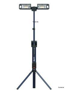 Scangrip 5000 Lumen Tower Lite für CAS Akku System Strahler Lampe Baustrahler