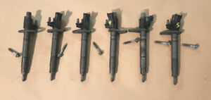 RANGE ROVER SPORT LAND ROVER DISCOVERY FUEL INJECTORS 9X2Q-9K54 6-DB