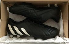 Adidas Predator Instinct Pure Leather Black - Size 9.5 US - LIMITED EDITION RARE