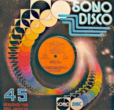 COCO RECORDS ALL STARS salsa disco fever/machito orch./tipica ideal LP PROMO VG+