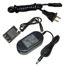 ACKE6 AC Adapter Kit + DC Coupler DR-E6 for Canon EOS 70D 7D Mark II Decoded