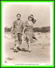 "JOAN CRAWFORD & IAN HUNTER in ""Strange Cargo"" Original Vintage Photo 1940"
