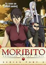 Moribito: Guardian Of The Spirit - Vol. 3  4 (DVD, 2009, 2-Disc Set)