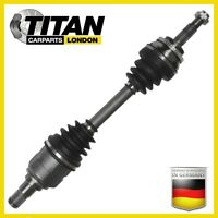 For Toyota Avensis 2.0 Manual D-4D D4D Left/Near Side Abs Drive Shaft & CV Joint