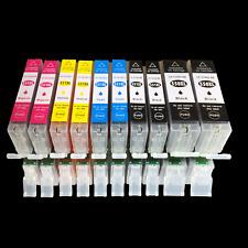 10patrone für Canon PIXMA IP7250 MG5450 MG6350 MX725 MX925 MG6550 MG5650 IP7250