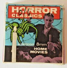 Vintage 8mm Horror Classics Home Movie Film Americom Rare