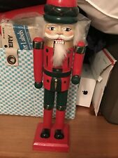 LARGE  * Soldier *15INCH * NUTCRACKER SUITE HOLIDAY CHRISTMAS DISPLAY