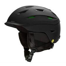 Smith Level MIPS Snow Helmet - Men's - Matte Black - Large