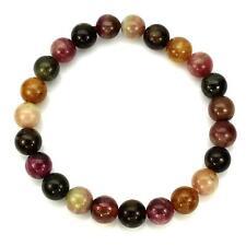 Bracelet Tourmaline multicolores